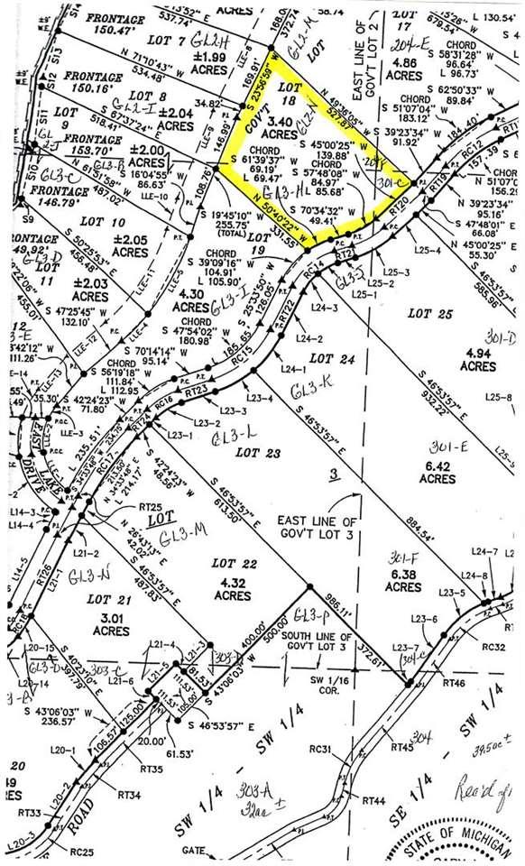 Northern Michigan Land Brokers Houghton Mls 1099322 Tbd Little